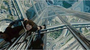 "Tom Cruise dans ""Mission : impossible - protocole fantôme""  (Paramount Pictures France)"