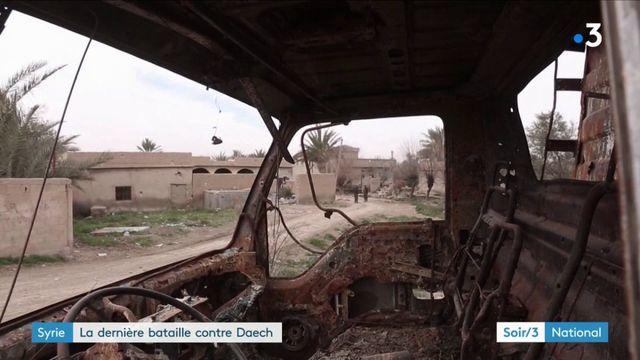 Syrie : la dernière bataille contre Daech à Baghouz