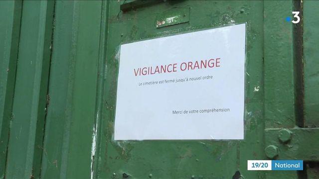Orages : 28 départements de l'Ouest placés en vigilance orange