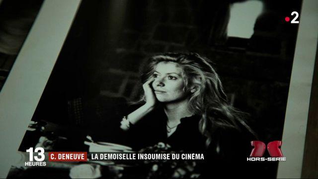 Catherine Deneuve : la demoiselle insoumise du cinéma