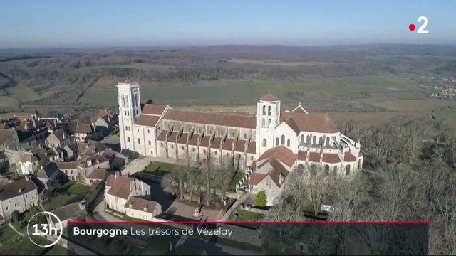 Yonne : à la découverte de la Basilique Sainte-Marie-Madeleine de Vézelay et de ses mystères