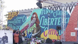 Samuel Paty : une nouvelle journée d'hommage à Éragny-sur-Oise (FRANCE 3)
