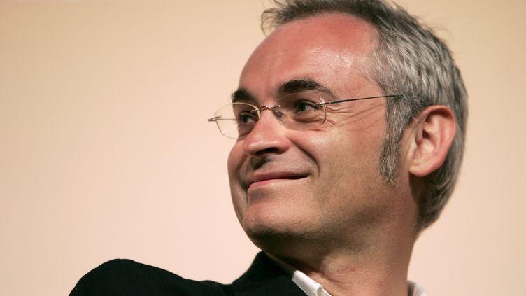Jean-François Rial, le vice-président du Syndicat des entreprises du tour operating (SETO), 13 novembre 2006 à Paris. (OLIVIER LABAN-MATTEI / AFP)