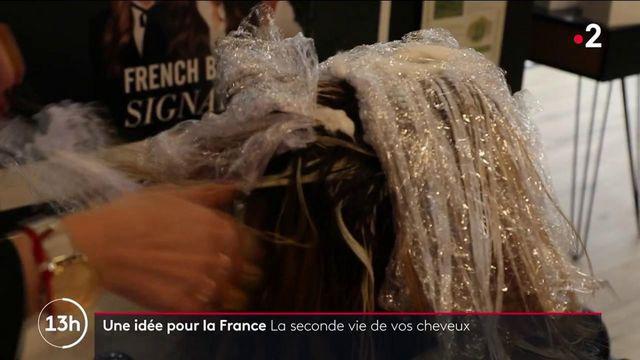 Environnement : recycler des cheveux pour dépolluer les océans et les mers