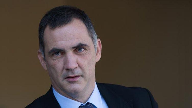 (Le patron de l'exécutif régional corse, Gilles Simeoni © maxPPP)