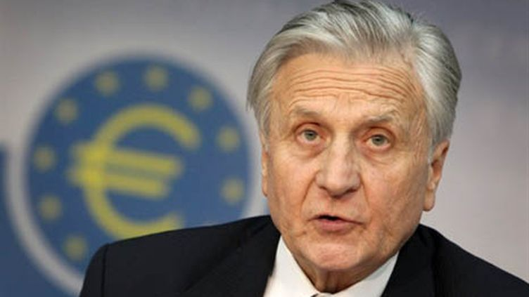 Jean-Claude Trichet, président de la Banque centrale européenne. (AFP - Daniel Roland)