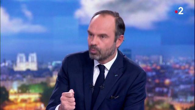"""""""Gilets jaunes"""" : """"Je vois le cap, je n'en change pas"""", assure Philippe"""