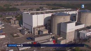 La fermeture de la centrale de Fessenheim est repoussée. (FRANCE 3)