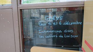 Les enseignants du primaire avaient jusqu'à lundi soir minuit pour se déclarer grévistes. (MAXPPP)