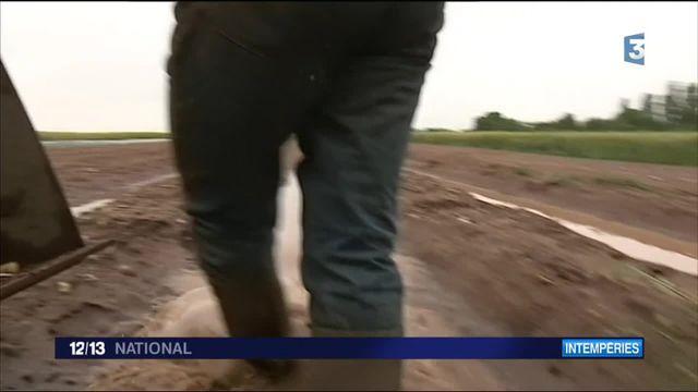 Inondations : des agriculteurs démunis