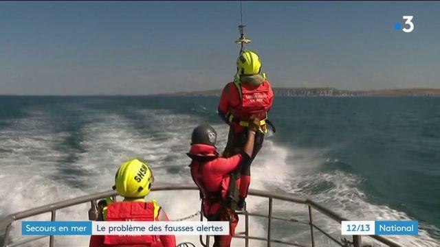 Secours en mer : le problème des fausses alertes