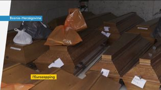 Les morts du Covid-19 s'entassent en Bosnie-Herzégovine (FRANCEINFO)