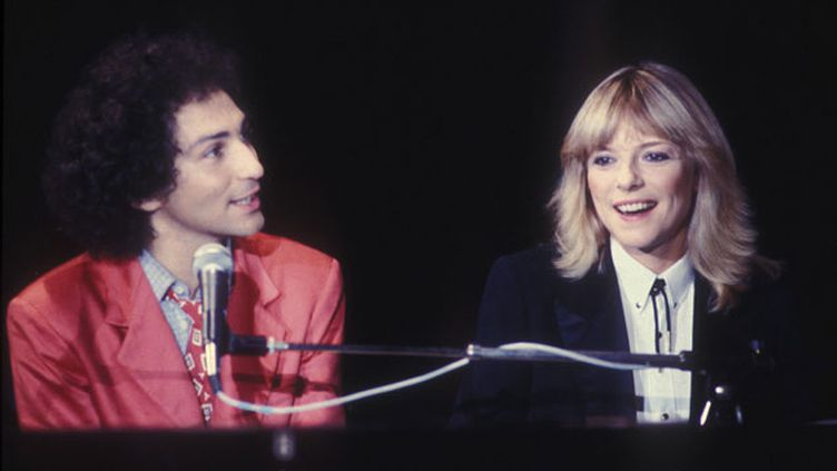 (France Gall et Michel Berger en 1978 © MaxPPP)