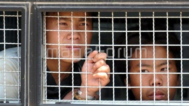 Près de 4.500 Hmongs demandeurs d'asile ont été expulsés lundi vers le Laos. (AFP)