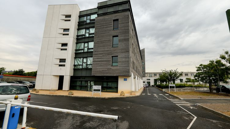 L'hôpital Sébastopol de Reims où Vincent Lambert est décédé le 11 juillet 2019 (photo d'illustration). (FRANCOIS NASCIMBENI / AFP)