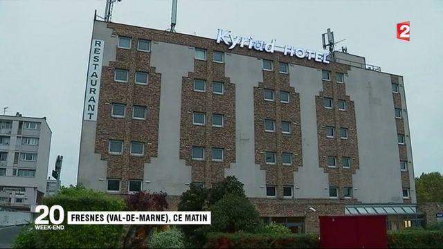 Des touristes chinois ont été agressés devant leur hôtel à Fresnes