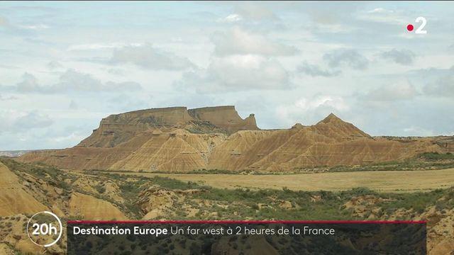 Espagne : les Bardenas, un far west à deux heures de la France