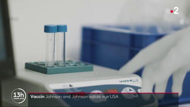 Covid-19 : les États-Unis valident le vaccin de Johnson & Johnson
