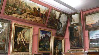 (Le musée appartement de Gustave Moreau © RMN)