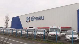 Le spectaculaire développement du constructeur Gruau (FRANCE 3)