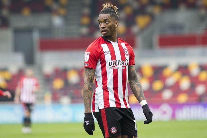 Ivan Toney, l'attaquant de Brentford, peut-il continuer sur sa lancée en Premier League ? (MI NEWS / NURPHOTO / AFP)