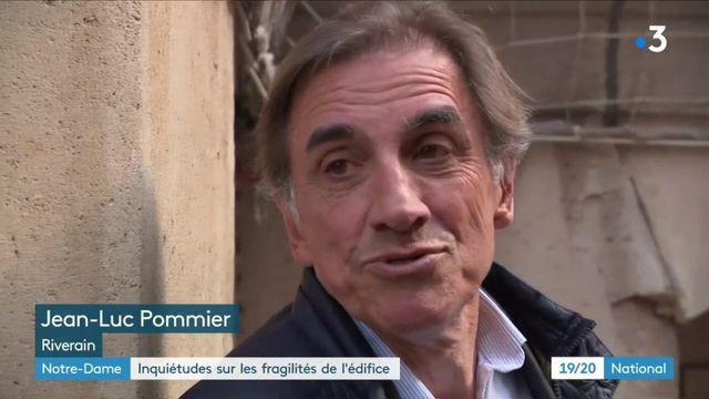 Notre-Dame de Paris : inquiétudes autour des fragilités de l'édifice