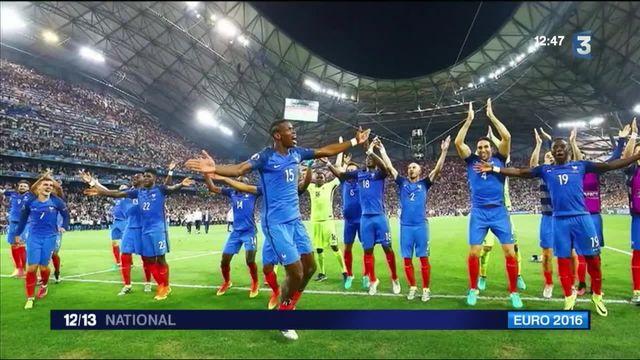 Finale de l'Euro : les plus belles images de la compétition