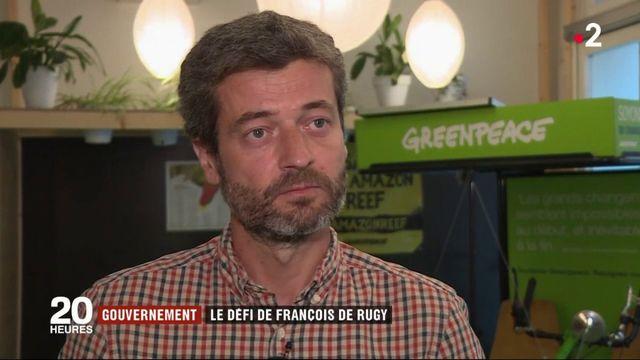 Gouvernement : le défi de François de Rugy