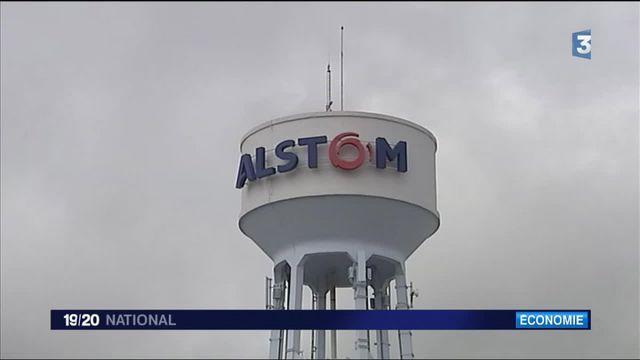 Alstom : la pression de l'Etat pour sauver le groupe