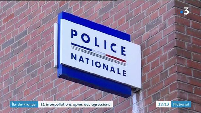 Violences contre les Asiatiques  : 11 interpellations après des agressions commises en Seine-Saint-Denis