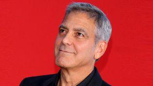 L'acteur George Clooney en octobre 2017 à Los Angeles.  (Admedia / Sipa)