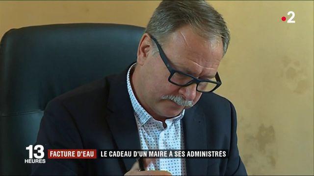Tarn : le maire de Burlats offre une partie de l'eau du robinet aux habitants