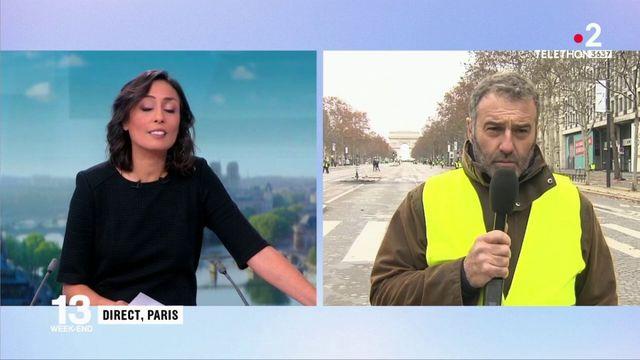 """""""Gilets jaunes"""" : Christophe Chalençon estime que son entretien avec Édouard Philippe est """"une avancée"""""""