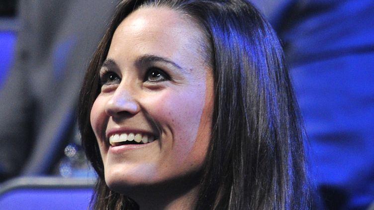 Pippa Middleton à Londres, le 27 novembre 2011. (GLYN KIRK / AFP)