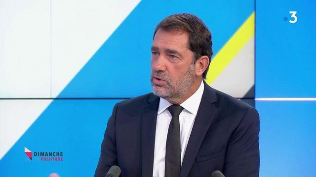 """Présidentielle 2022 : """"Nos adversaires sont sur les mêmes thèmes depuis plusieurs années alors que notre société a évoluée"""", estime Christophe Castaner"""
