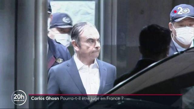 Carlos Ghosn pourra-t-il être jugé en France ?