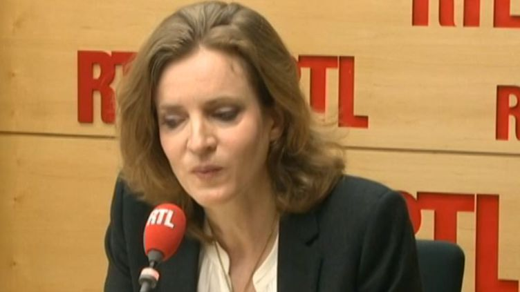Nathalie Kosciusko-Morizet, invitée de RTL, le 5 décembre. (RTL)