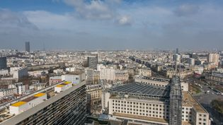 En France, quatre millions de personnes sont sans abri, mal logées ou sans logement personnel, selon la Fondation Abbé-Pierre. (PHOTO12 / GILLES TARGAT)