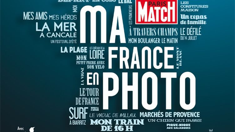 (© Paris Match)