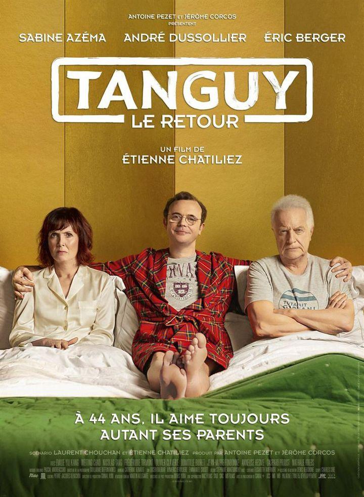 """""""Tanguy, le retour """" : l'affiche  (SND)"""