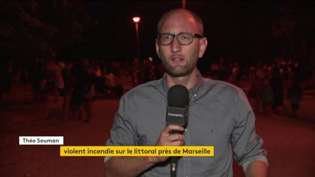 Bouches-du-Rhône : grave incendie près de Martigues