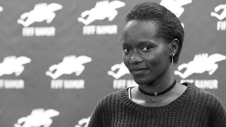 La comédienne Marème N'Diaye, le 30 octobre 2018, au Festival international du film francophone de Namur (Belgique). (Fabrice Mertens/FIFF Namur )