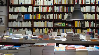 Librairie L'écume des pages, à Paris, en 2017  (Denis Meyer / Hans Lucas)