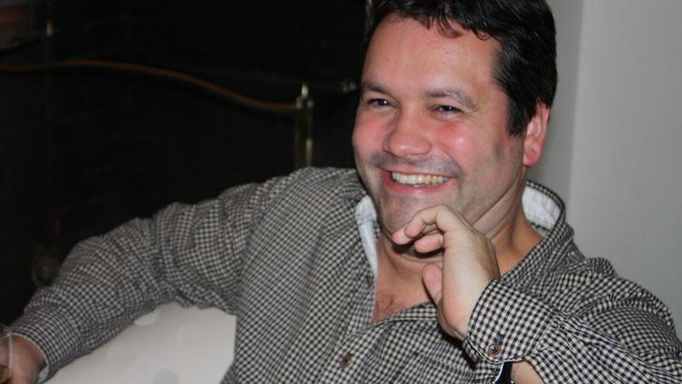 Notre collègue Grégory Jouin