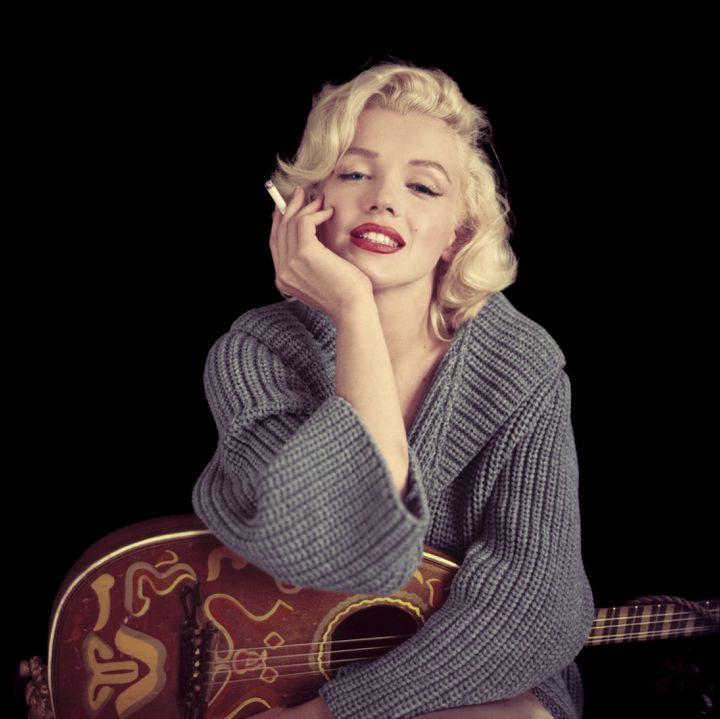 Marilyn Monroe (MILTON H. GREENE)