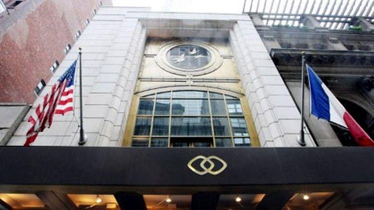 L'hôtel Sofitel de Manhattan (16 mai 2011) (AFP / Getty Images / Monika Graff)