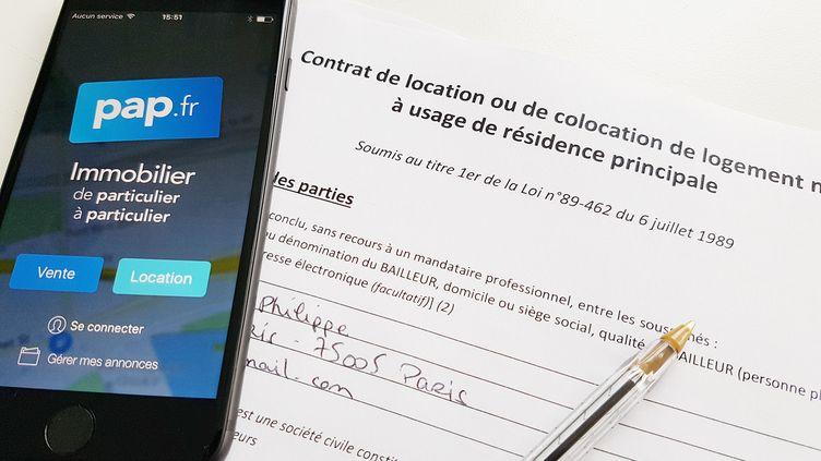 Contrat PAP.fr (PAP.FR)