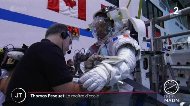 ISS : Thomas Pesquet, un modèle pour les étudiants de Supaéro