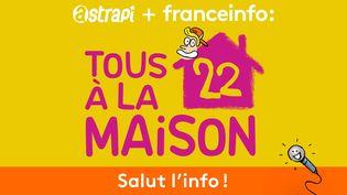 """Nouvel épisode denotre émission pour enfants """"Tous à la maison !"""" À retrouver du lundi au vendredi sur la radio franceinfo à 15h21, 19h51 et 22h51. (ASTRAPI / BAYARD PRESSE)"""