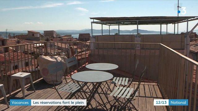 Provence-Alpes-Côte d'Azur : les logements de vacances affichent complet